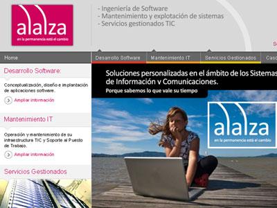 Diseño web Alalza