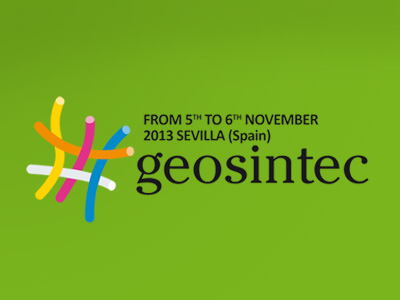 Imagen corporativa | Geosintec 2013, Sevilla