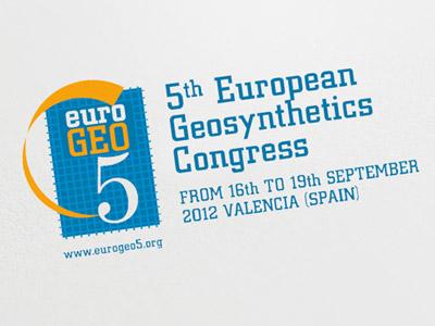 Logotipo EuroGeo 5