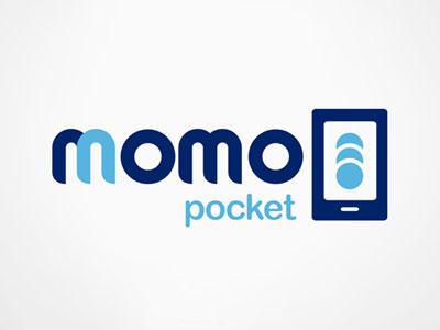 Momopocket. Imagen corporativa