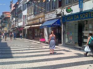 oporto calles