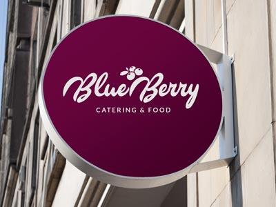 Logotipo BlueBerry