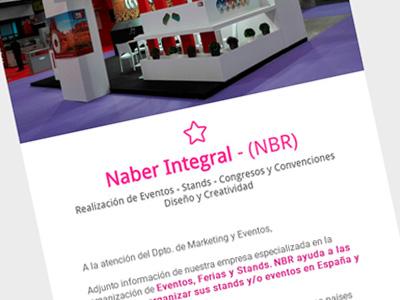 Emailing NBR