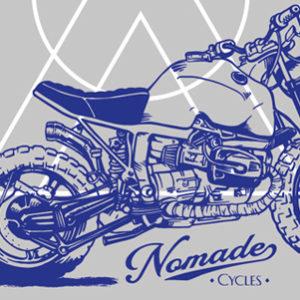 Ilustración Nomade