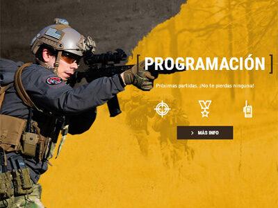 Diseño web Equipo AT
