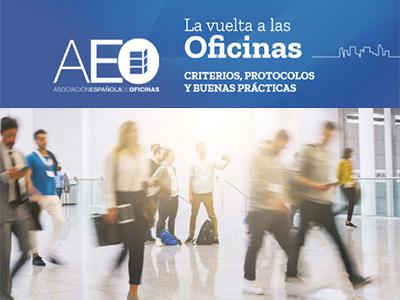 AEO. Diseño de folleto - Farbog